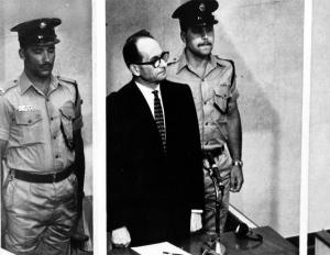 El juicio de Eichmann, en Jerusalem. La inspiración...